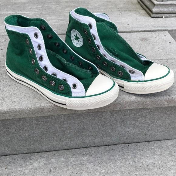 ddfecbdabcde Converse Shoes - Chuck Taylor Double Upper Hi High-Top